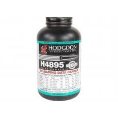 Hodgdon H4895 Smokeless Powder- 1 Lb. (HAZMAT Fee Required)