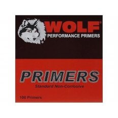 Wolf Large Pistol Magnum Primers- Box of 1000 (HAZMAT Fee Required)