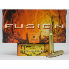 Federal Fusion .300 Winchester Magnum 150 Gr. Soft point- Box of 20