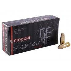 Fiocchi Shooting Dynamics .38 S&W Short 145 Gr. Full Metal Jacket- Box of 50