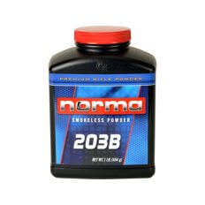 Norma 203-B Smokeless Powder- 1 Lb. (HAZMAT Fee Required)