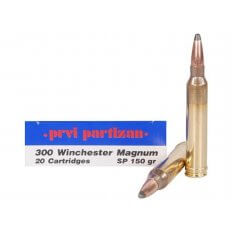 Prvi Partizan .300 Winchester Magnum 150 Gr. Soft Point- Box of 20