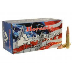 Hornady American Gunner .300 AAC Blackout 125 Gr. Hollow Point Boat Tail 80897