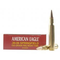 Federal American Eagle .30-06 Springfield 150 Gr. Full Metal Jacket AE3006N