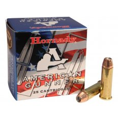 Hornady American Gunner .38 Special 125 Gr. XTP Jacketed Hollow Point- Box of 25