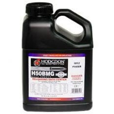Hodgdon H50BMG Smokeless Powder- 8 Lbs. (HAZMAT Fee Required)