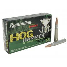 Remington Hog Hammer .30-06 Springfield 168 Gr. Barnes TSX Hollow Point- Lead-Free- Box of 20