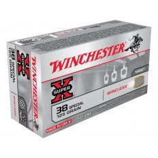 Winchester USA WinClean .38 Special 125 Gr. Jacketed Soft Point- Box of 50