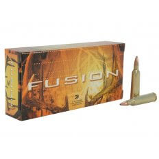 Federal Fusion .22-250 Remington 55 Gr. Spitzer Boat Tail- Box of 20