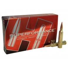 Hornady SUPERFORMANCE 7mm Remington Magnum 139 Gr. SST- Box of 20