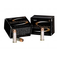 Speer Gold Dot Short Barrel .38 Special +P 135 Gr. Jacketed Hollow Point- Box of 20
